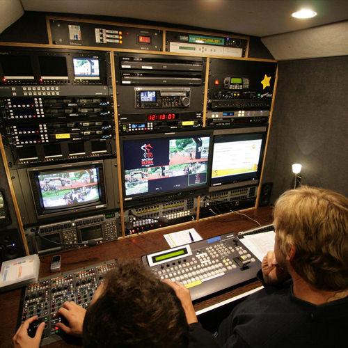 Live-Übertragung