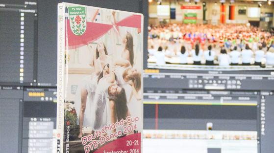 dvd produktion